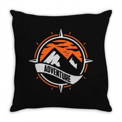 adventure Throw Pillow | Artistshot