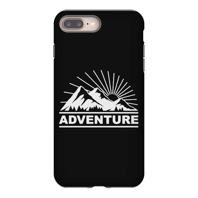 Adventure Mountain Iphone 8 Plus Case | Artistshot