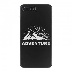 adventure mountain iPhone 7 Plus Case | Artistshot
