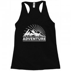 adventure mountain Racerback Tank | Artistshot
