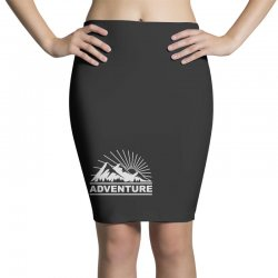 adventure mountain Pencil Skirts | Artistshot