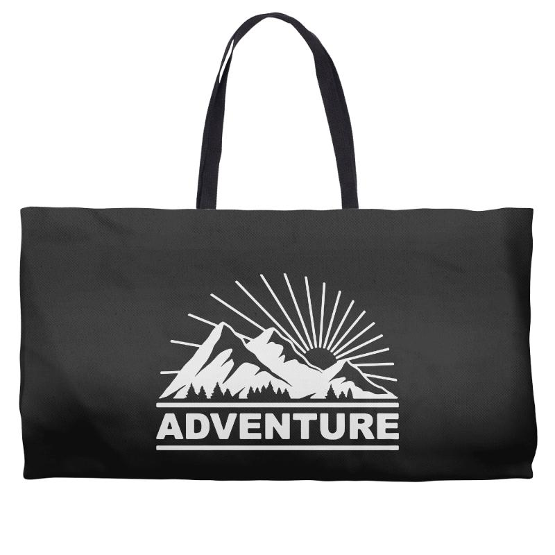Adventure Mountain Weekender Totes | Artistshot