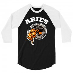 aries 3/4 Sleeve Shirt | Artistshot