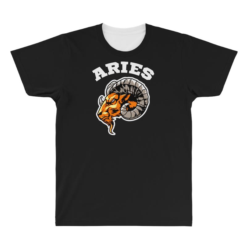 Aries All Over Men's T-shirt | Artistshot