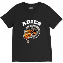 aries V-Neck Tee | Artistshot