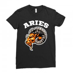 aries Ladies Fitted T-Shirt | Artistshot