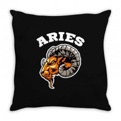 aries Throw Pillow | Artistshot