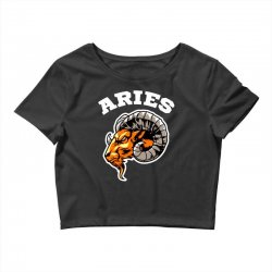 aries Crop Top | Artistshot