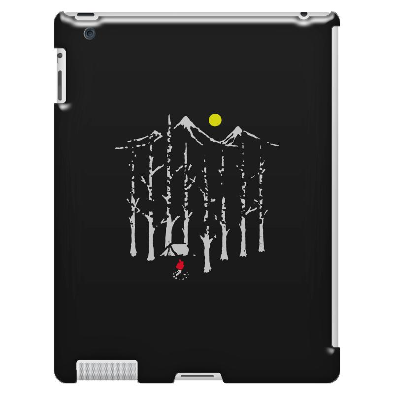 Be Alone Ipad 3 And 4 Case | Artistshot