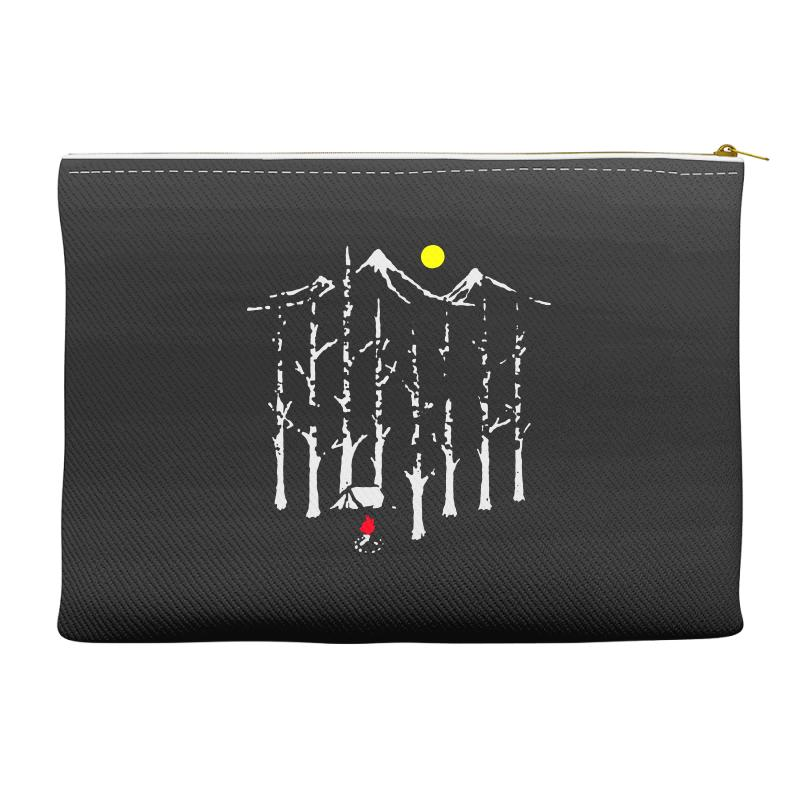 Be Alone Accessory Pouches | Artistshot