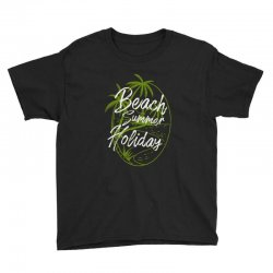 beach island Youth Tee | Artistshot