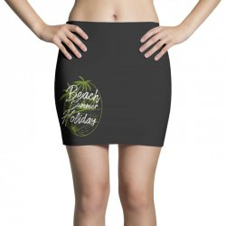 beach island Mini Skirts | Artistshot