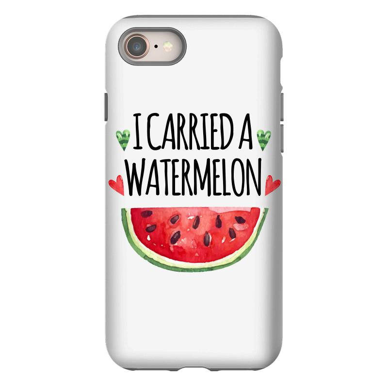 separation shoes 437f5 df768 I Carried A Watermelon For Light Iphone 8 Case. By Artistshot