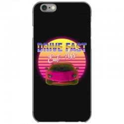 drive fast eat ass iPhone 6/6s Case | Artistshot