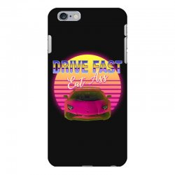 drive fast eat ass iPhone 6 Plus/6s Plus Case | Artistshot