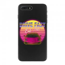 drive fast eat ass iPhone 7 Plus Case | Artistshot
