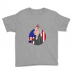 birthday washington Youth Tee | Artistshot