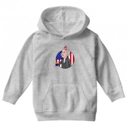birthday washington Youth Hoodie | Artistshot
