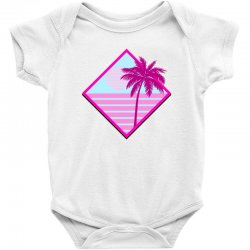 beach for light Baby Bodysuit | Artistshot