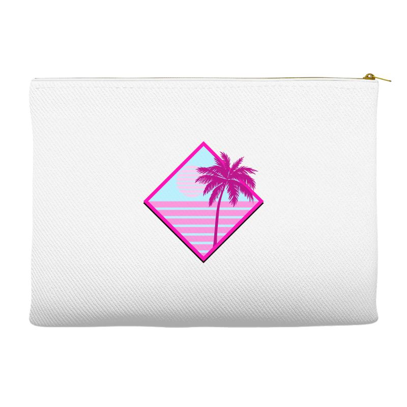 Beach For Light Accessory Pouches | Artistshot