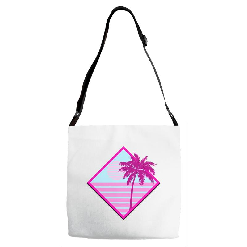 Beach For Light Adjustable Strap Totes | Artistshot