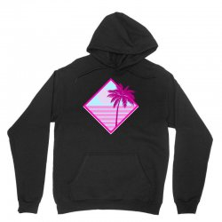 beach for dark Unisex Hoodie | Artistshot