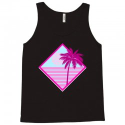 beach for dark Tank Top | Artistshot