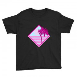 beach for dark Youth Tee | Artistshot