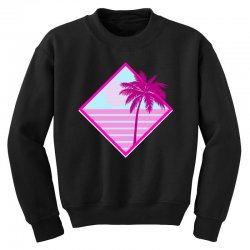 beach for dark Youth Sweatshirt | Artistshot