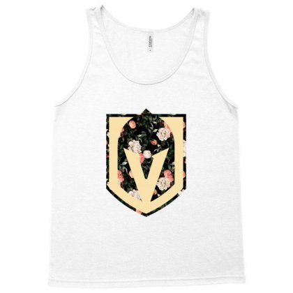 Golden Knights Floral Tank Top