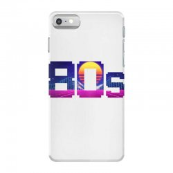 80s vaporwave iPhone 7 Case | Artistshot