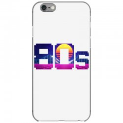 80s vaporwave iPhone 6/6s Case | Artistshot