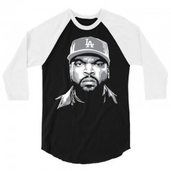 Ice Cube 3/4 Sleeve Shirt | Artistshot