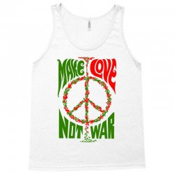Make Lover Not War Tank Top | Artistshot