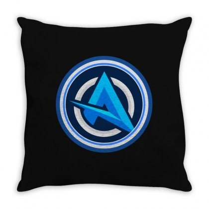 Ali-a Throw Pillow Designed By Silicaexil