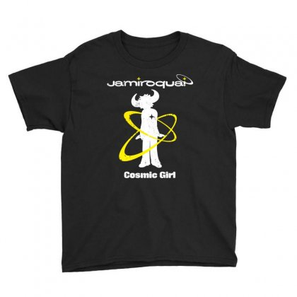 Jamiroquai Cosmic Girl Youth Tee Designed By Silicaexil