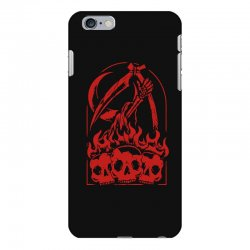 burn the skull iPhone 6 Plus/6s Plus Case | Artistshot