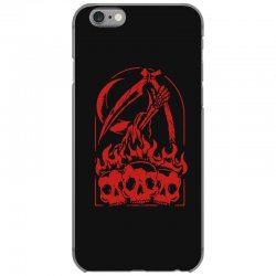 burn the skull iPhone 6/6s Case | Artistshot