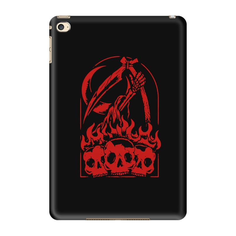 Burn The Skull Ipad Mini 4 Case | Artistshot