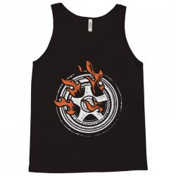 burn rings Tank Top | Artistshot