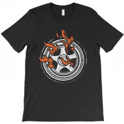 burn rings T-Shirt | Artistshot