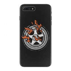 burn rings iPhone 7 Plus Case | Artistshot