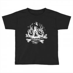 burn away Toddler T-shirt | Artistshot