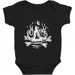 burn away Baby Bodysuit | Artistshot