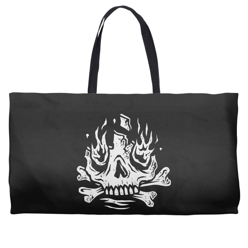 Burn Away Weekender Totes | Artistshot