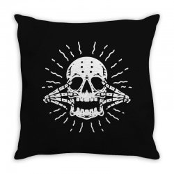 blinding Throw Pillow | Artistshot