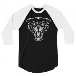 black panther 3/4 Sleeve Shirt | Artistshot