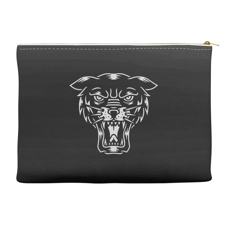 Black Panther Accessory Pouches | Artistshot