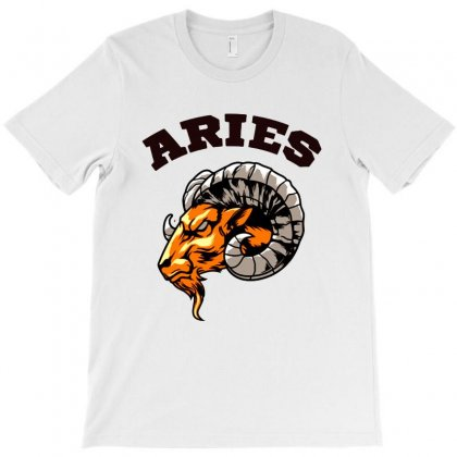Aries T-shirt Designed By Ninabobo