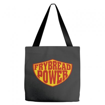 Frybread Power Tote Bags Designed By Motleymind